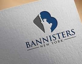 Nro 14 kilpailuun Design eines Logos for Bannisters New York käyttäjältä sagorak47