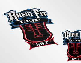 #8 para Design a Logos for Rhein Fit Academy por kyriene
