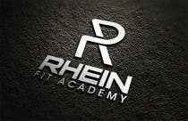 Design a Logos for Rhein Fit Academy için Graphic Design15 No.lu Yarışma Girdisi