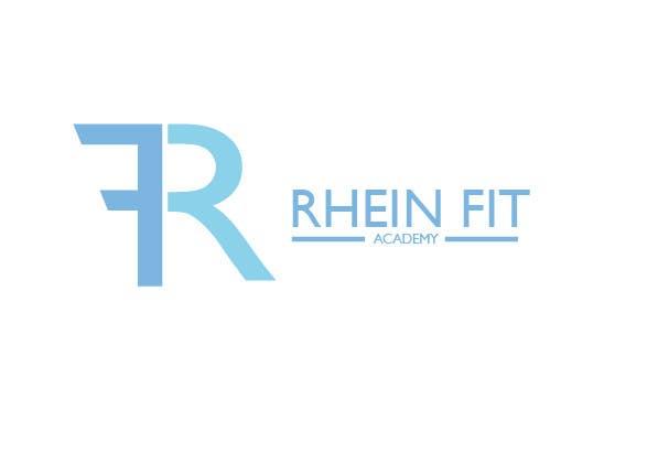 Penyertaan Peraduan #23 untuk Design a Logos for Rhein Fit Academy