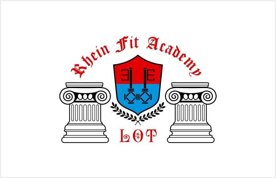 Penyertaan Peraduan #5 untuk Design a Logos for Rhein Fit Academy