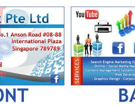 #1 for Design some Business Cards for iConz Pte Ltd af tyru90