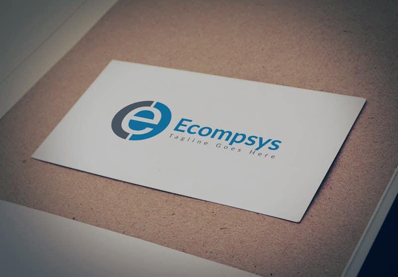 Bài tham dự cuộc thi #20 cho Design a Logo for an IT consulting Company: ecompsys