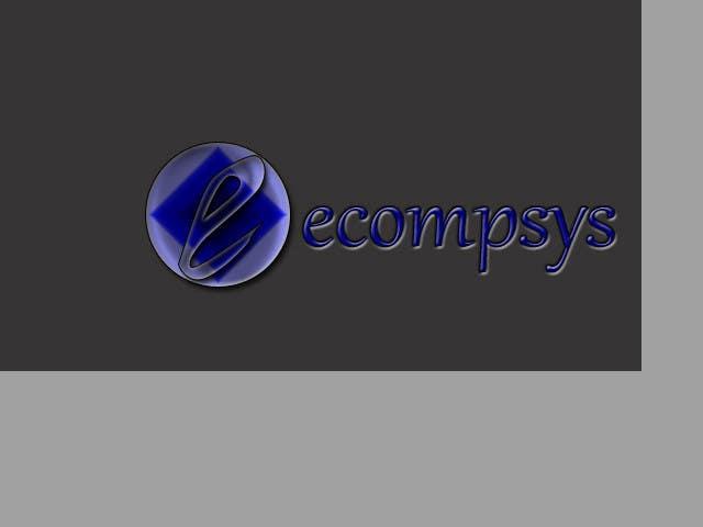 Bài tham dự cuộc thi #26 cho Design a Logo for an IT consulting Company: ecompsys