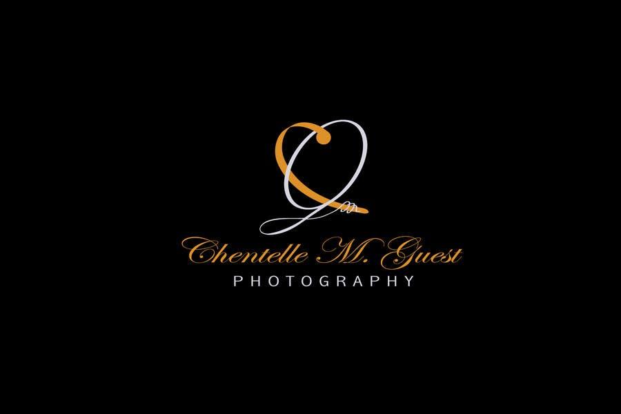 Kilpailutyö #                                        111                                      kilpailussa                                         Graphic Design for Chentelle M. Guest Photography