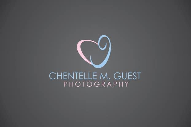 Kilpailutyö #48 kilpailussa Graphic Design for Chentelle M. Guest Photography