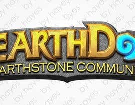 #7 for Design a Logo for Hearthstone fan site af Hayesnch