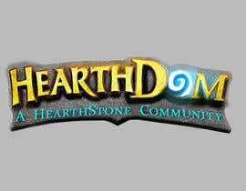 #9 for Design a Logo for Hearthstone fan site af BerikUnity