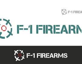 #10 para Design a Logo for F-1 Firearms por desislavsl