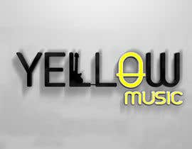 Nro 25 kilpailuun Design a Logo for Yellow Music käyttäjältä indunil29