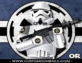 #21 for Need a Star Wars/AR-15 image for our product af aitra