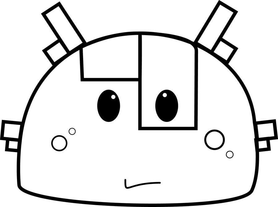 Конкурсная заявка №6 для Design a doodle character