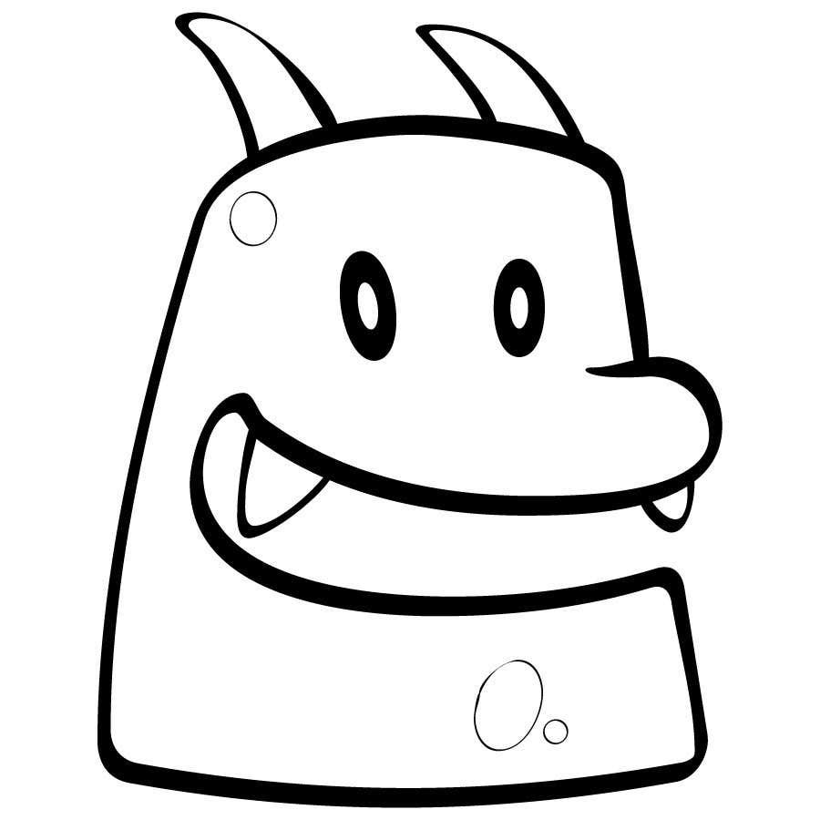 Bài tham dự cuộc thi #142 cho Design a doodle character