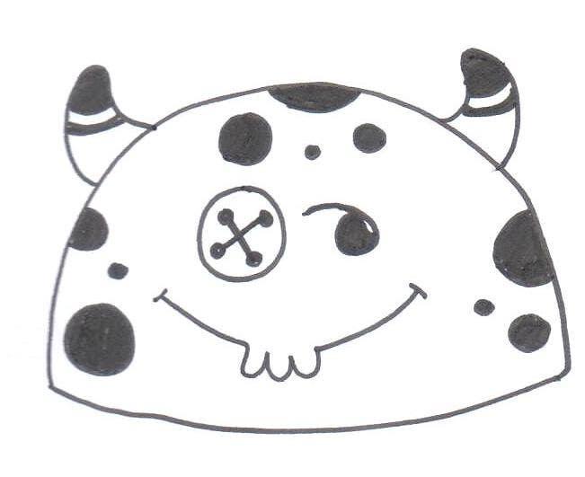 Bài tham dự cuộc thi #114 cho Design a doodle character