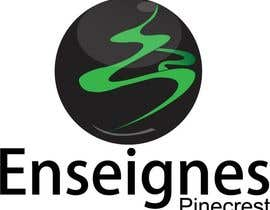 #209 for Logo Enseignes Pinecrest by Polster