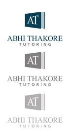 #50 cho Design a Logo for Abhi Thakore Tutoring bởi SergiuDorin