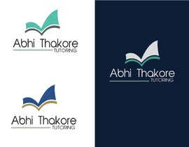 #60 for Design a Logo for Abhi Thakore Tutoring by ryreya