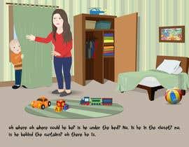 Nro 15 kilpailuun children's  illustration käyttäjältä SheryVejdani