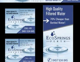 #13 cho Design an Advertisement for Eco Springs Perth bởi bluedartdesigner