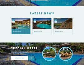 dani786 tarafından Design a 2 page Website Mockup için no 15
