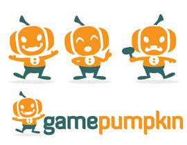#97 cho Logo Design for GamePumpkin bởi taks0not