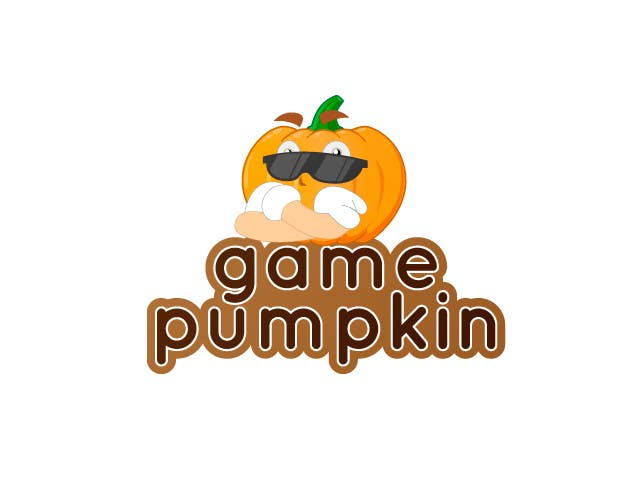Конкурсная заявка №145 для Logo Design for GamePumpkin