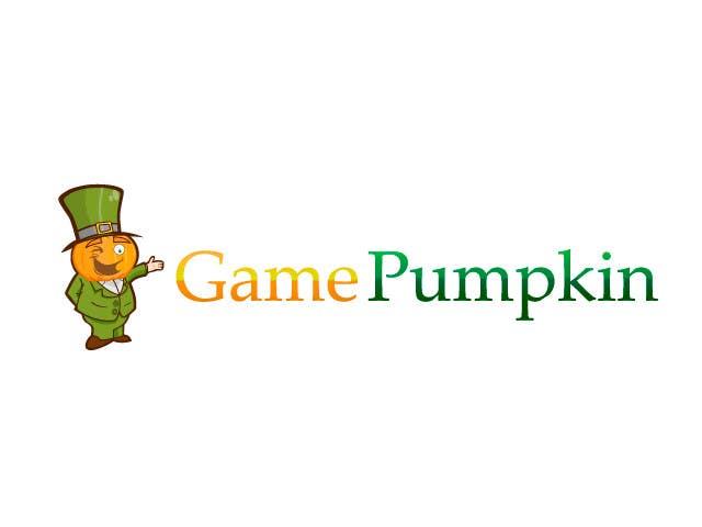Kilpailutyö #146 kilpailussa Logo Design for GamePumpkin