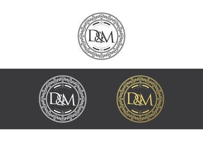 Nro 37 kilpailuun Design a vintage family logo käyttäjältä TangaFx
