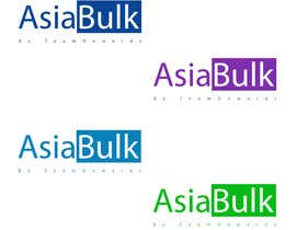 #19 cho Design a Logo for AsiaBulk by TeamOnwards bởi i5grafix