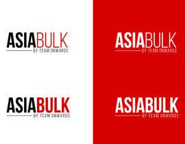 #16 para Design a Logo for AsiaBulk by TeamOnwards por AlphaCeph