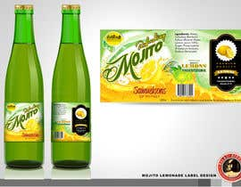KilaiRivera tarafından Create Print and Packaging Designs for Soft Drink / Lemonade Bottle Label için no 1