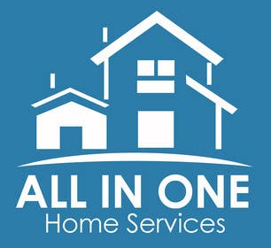 "#6 untuk Design a Logo for ""All In One Home Services"" oleh darkavdarka"