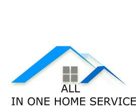 "#16 untuk Design a Logo for ""All In One Home Services"" oleh safi11"