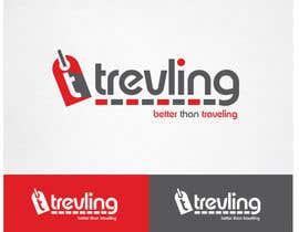 Nro 135 kilpailuun Design a Logo for Trevling käyttäjältä wavyline