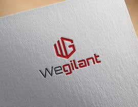 #42 for Design a Logo for Wegilant (A Mobile App Security Company) af oosmanfarook
