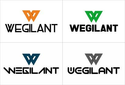 #104 for Design a Logo for Wegilant (A Mobile App Security Company) af jayantiwork