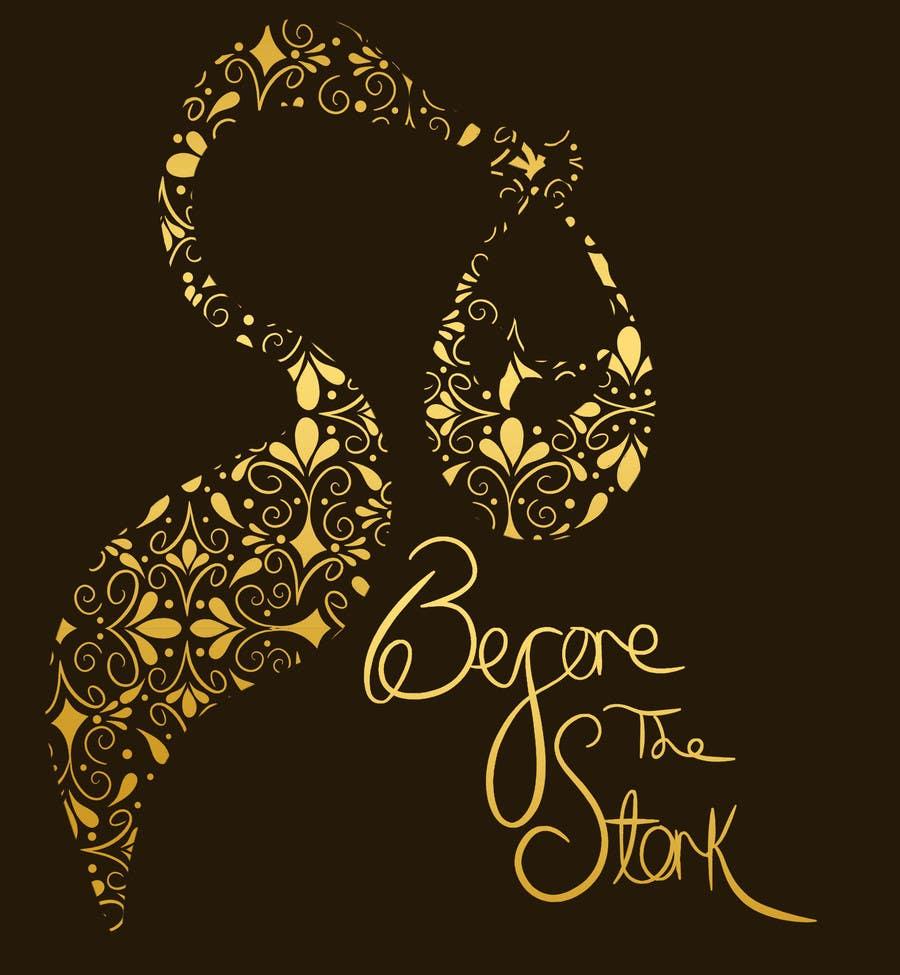 """Inscrição nº 19 do Concurso para Design a Logo for maternity boutique """"Before The Stork"""""""