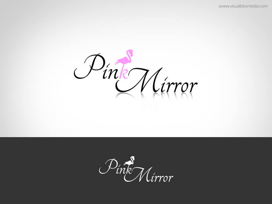 #168 for Design a Logo for Pinkmirror.com by visualbliss