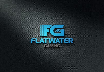 #73 for Design a Logo for Flatwater Gaming af farooqshahjee