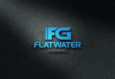 Nro 73 kilpailuun Design a Logo for Flatwater Gaming käyttäjältä farooqshahjee
