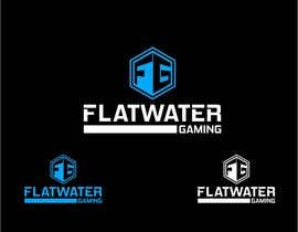 Nro 78 kilpailuun Design a Logo for Flatwater Gaming käyttäjältä netbih