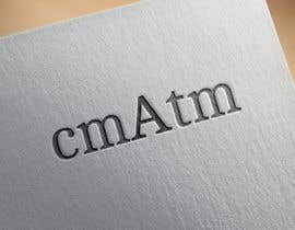 #18 cho Design a Logo for cmAtm bởi timedesigns