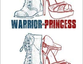 #28 para Design a T-Shirt for Warrior Princess por milanlazic