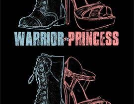#29 para Design a T-Shirt for Warrior Princess por milanlazic