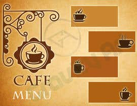 #4 cho Help me with designing a simple but effective cafe menu -- 2 bởi gravityart24