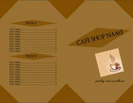 #7 cho Help me with designing a simple but effective cafe menu -- 2 bởi OscarVivas