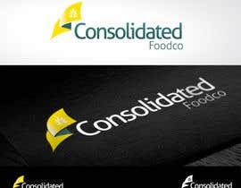 #146 για Logo Design for Consolidated Foodco από marques