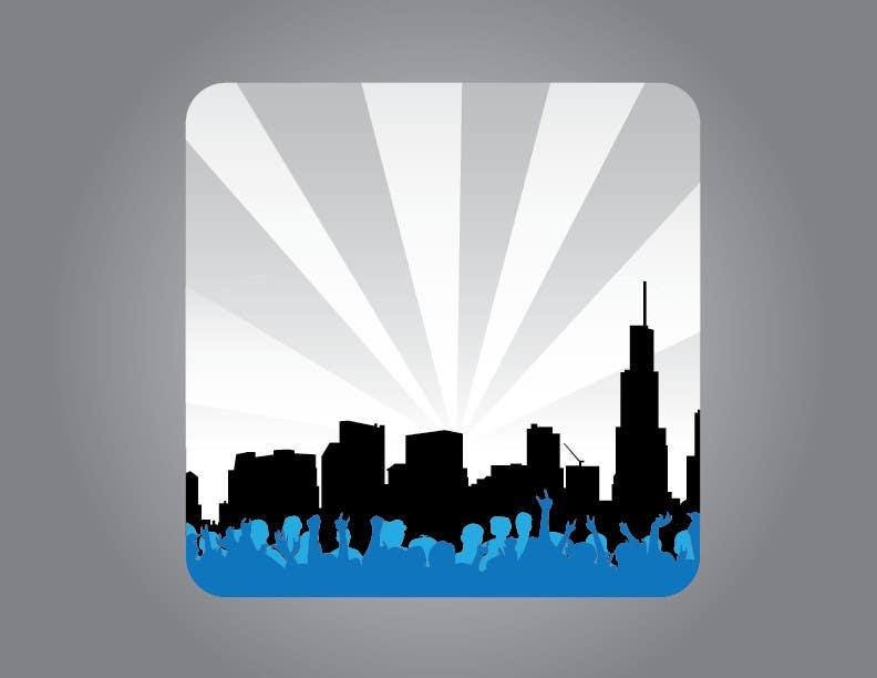 Bài tham dự cuộc thi #                                        14                                      cho                                         Design Iphone App Icon for a Music Festival Playlist app