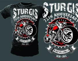 Nro 9 kilpailuun Design a T-Shirt for STURGIS 2015 käyttäjältä mj956
