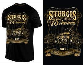 Nro 67 kilpailuun Design a T-Shirt for STURGIS 2015 käyttäjältä WendyRV